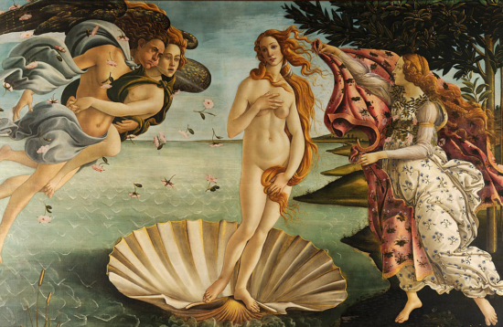 Art Botticelli